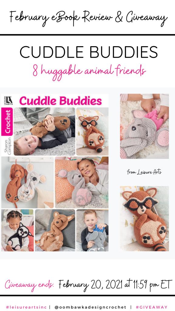 February Cuddle Buddies eBook Leisure Arts story