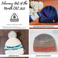 February Hat of the Month CAL 2021 1080x1080