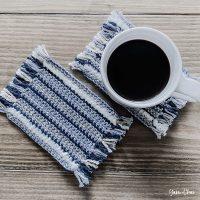 Mug Rug - Free Pattern Friday 2021