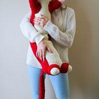 Valentine Kitty - Free pattern Friday