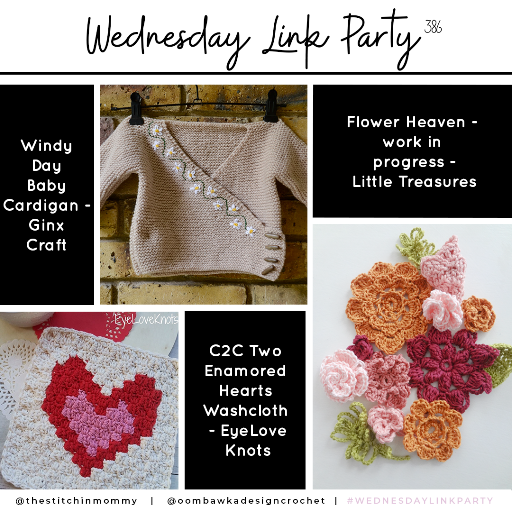 Wednesday Link Party 386 Features 2021