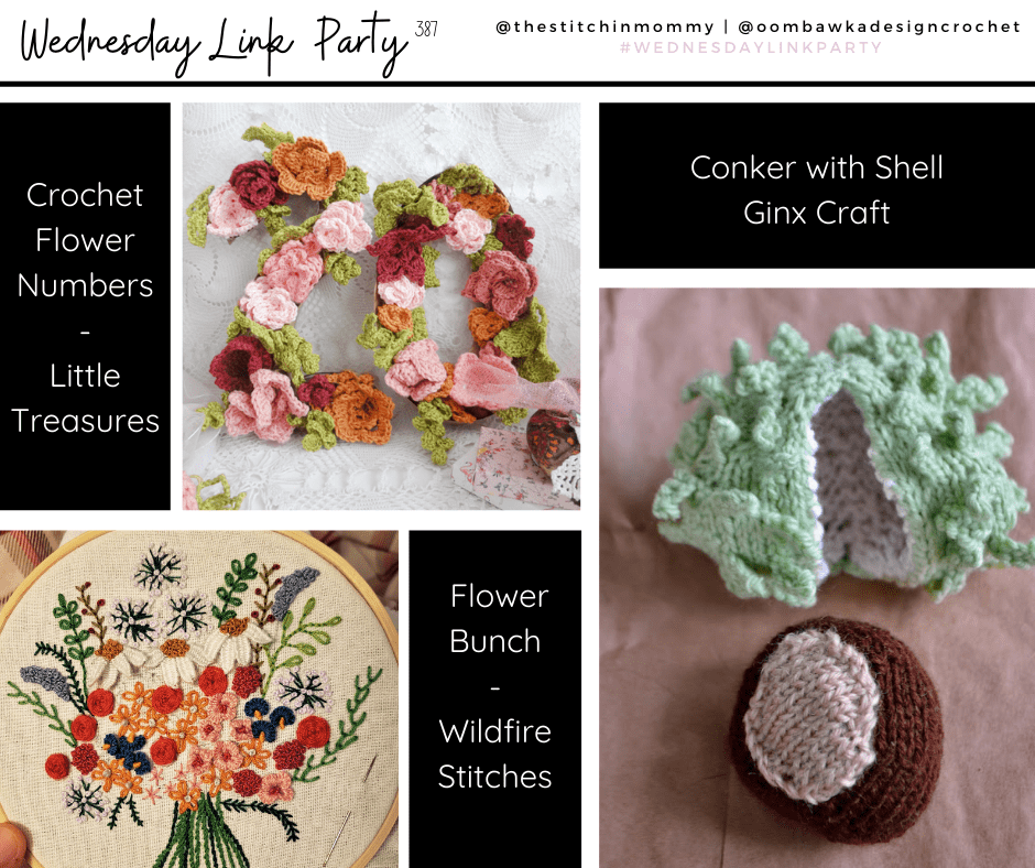 Wednesday Link Party 387FB
