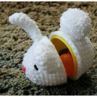 Easter Egg Bunny - Free Pattern Friday