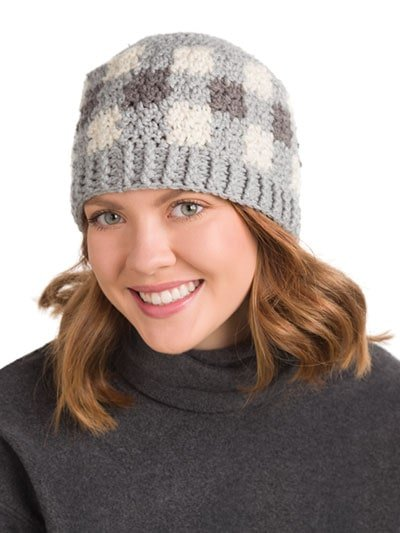 Learn to Crochet Top-Down Beanies - Annie's - Book Review