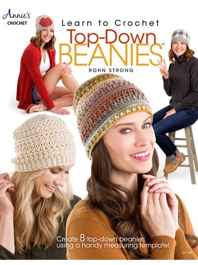 Learn to Crochet Top-Down Beanies - Annie's Craft Store