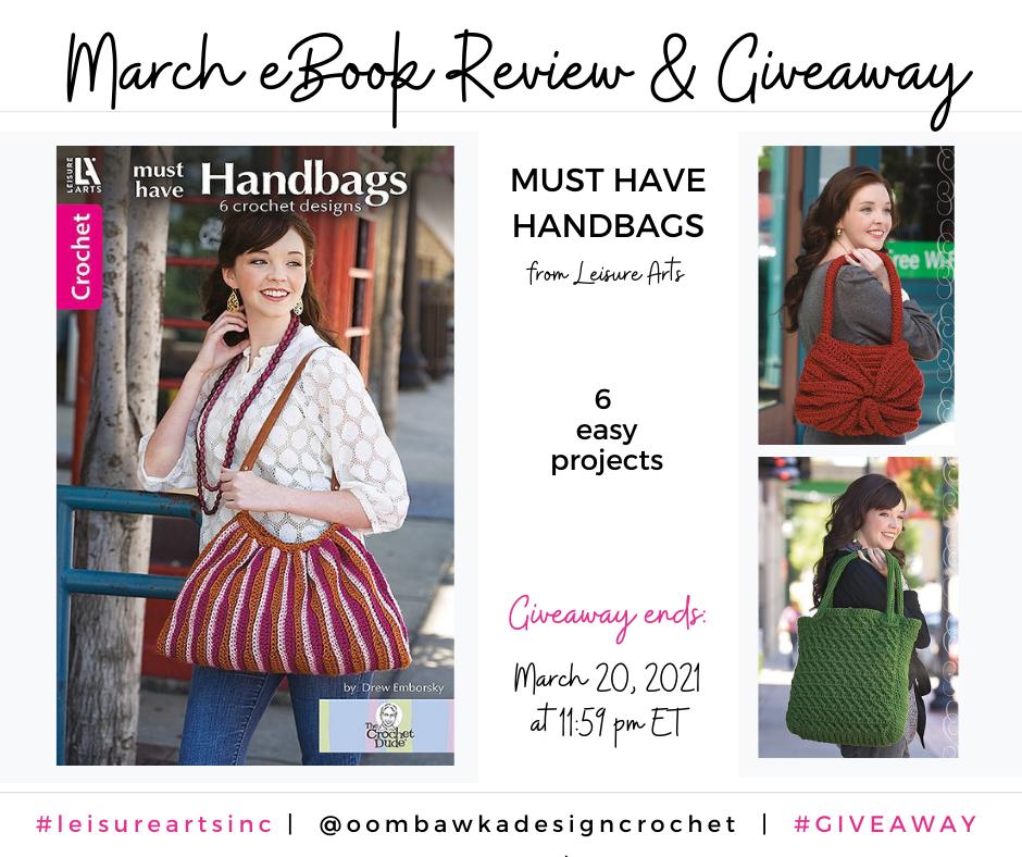 Must Have Handbags Review eBook Leisure Arts