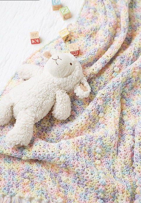 Naptime Wrap - Tiny Tot Accessories - Leisure Arts