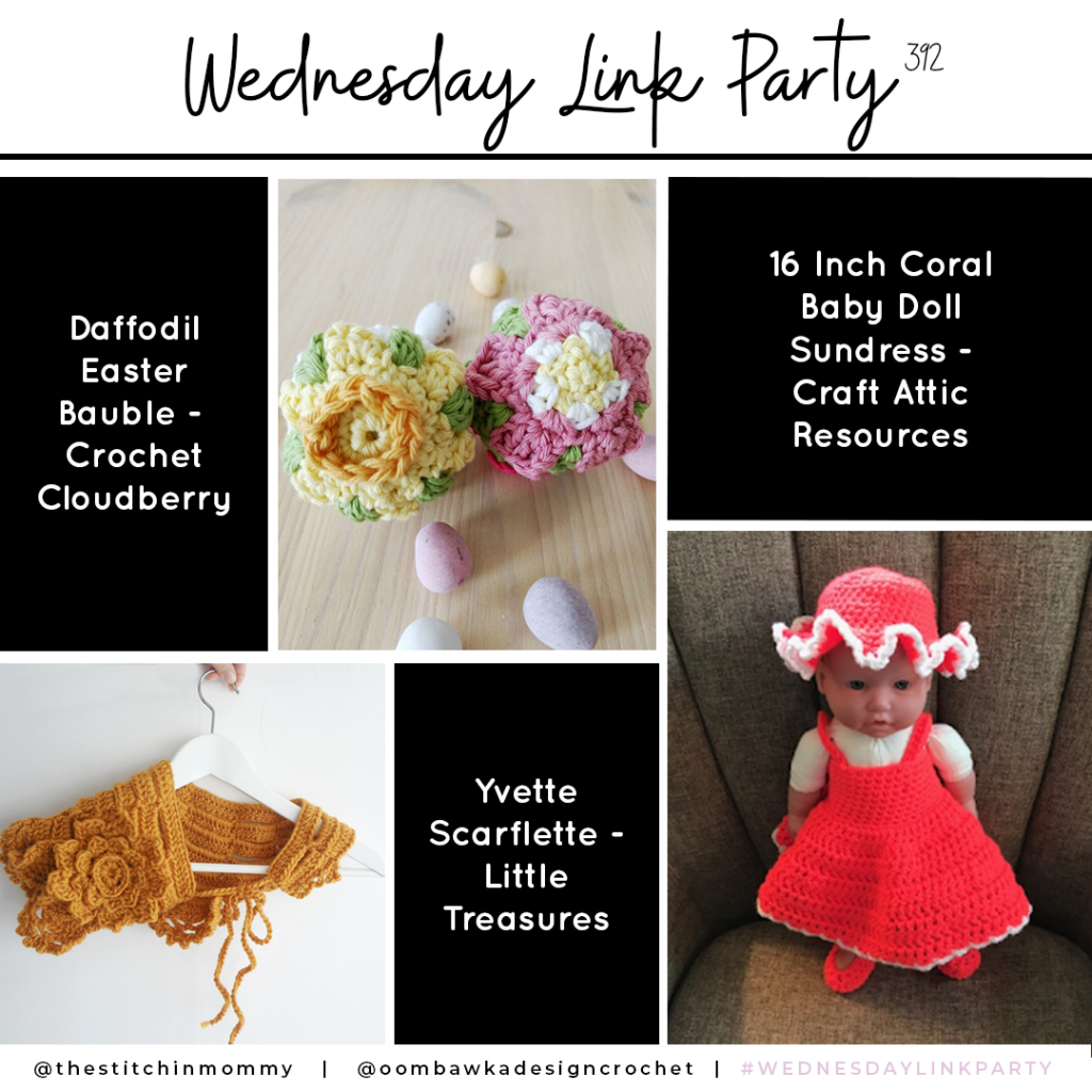 Party 392 - Daffodil Easter Bauble - Yvette Scarflette - Baby Doll Sundress