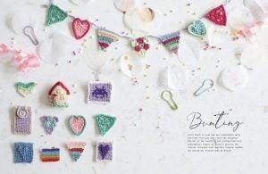 Bunting - 100 Micro Crochet Motifs - David&Charles - Book Review