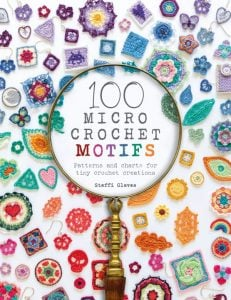 100 Micro Crochet Motifs - DavidandCharles - Book Review