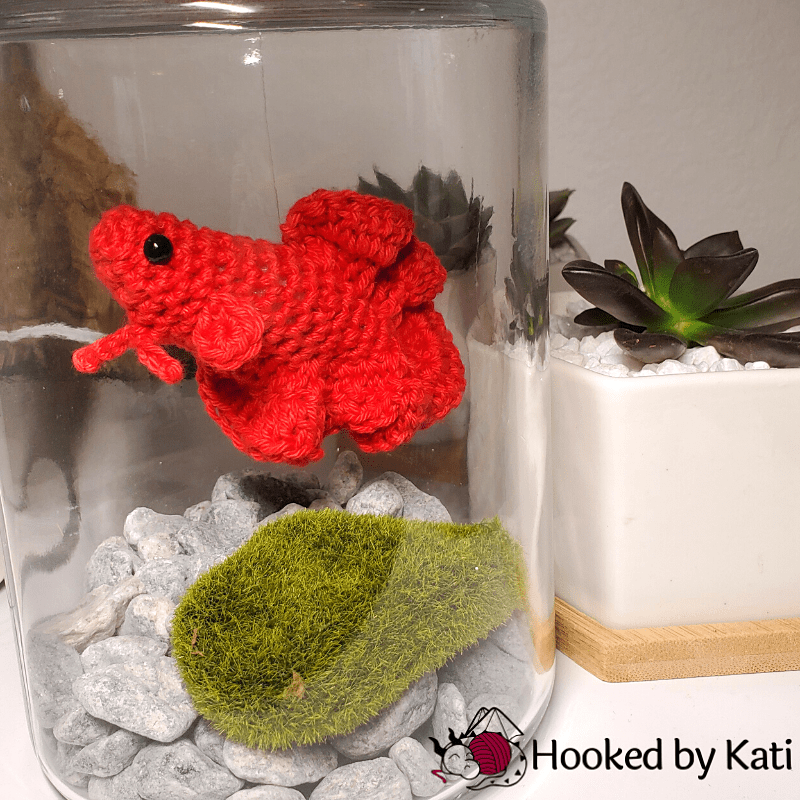 Betta Fish - Free Pattern Friday