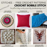 Crochet Bobble Stitch Patterns Free Pattern Friday