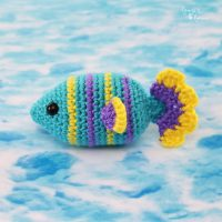 Fish Amigurumi Pattern - Free Pattern Friday
