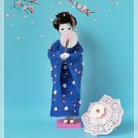 Geisha Yozakura Doll - Link Party 396