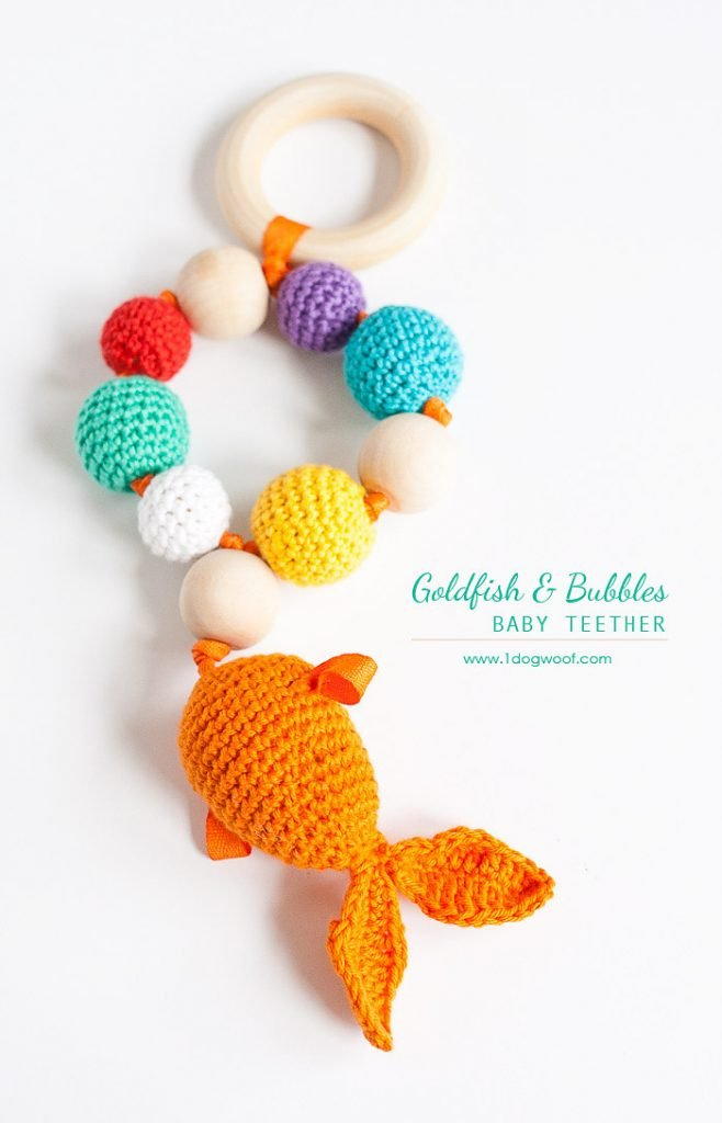 Goldfish - Free Pattern Friday