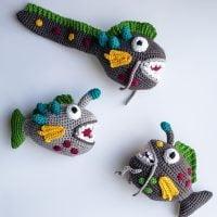 Sea Creature - Free Pattern Friday