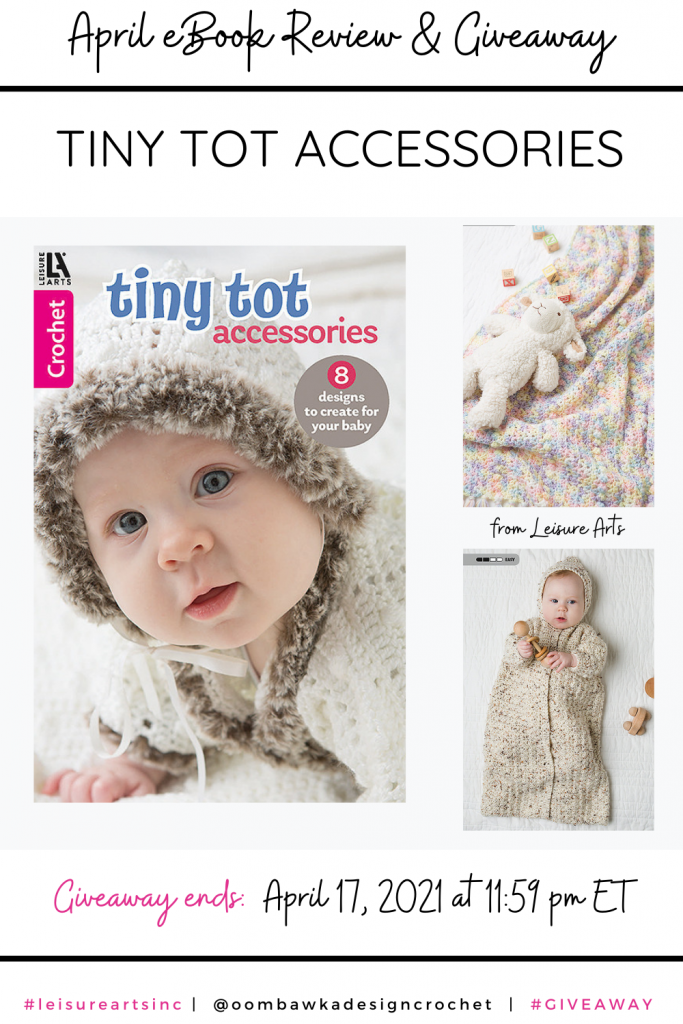 Tiny Tot Accessories - April eBook Leisure Arts