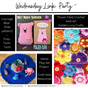 2021 Wednesday Link Party 399 Instagram