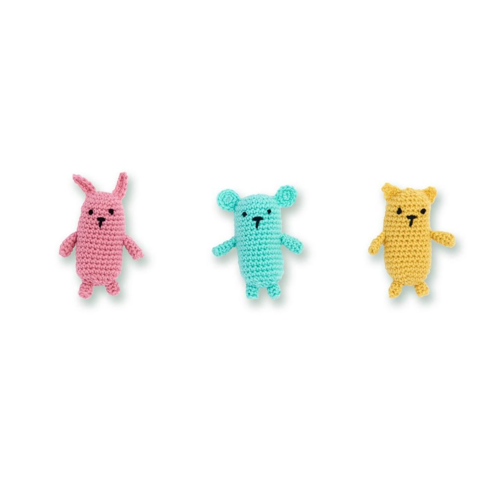Amigurumi Friends - Free Pattern Friday