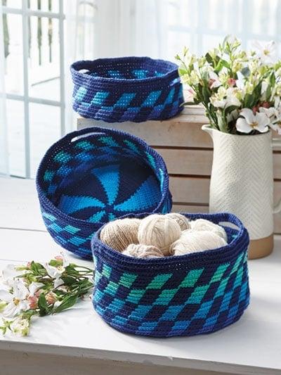 Let's Get Organized Crochet Patterns
