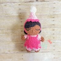 Birthday Girl Doll - Free Pattern Friday