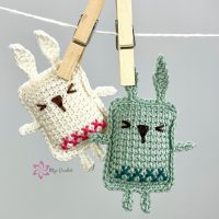Bitesize Bunny - Free Pattern Friday