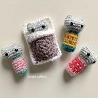 Catnap Kitties - Free Pattern Friday