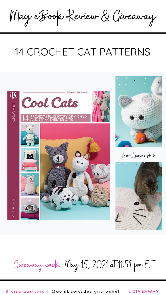 Cool Cats May eBook Leisure Arts