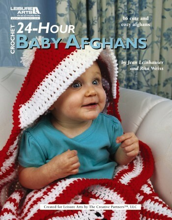 Crochet 24-Hour Baby Afghans - Book Review