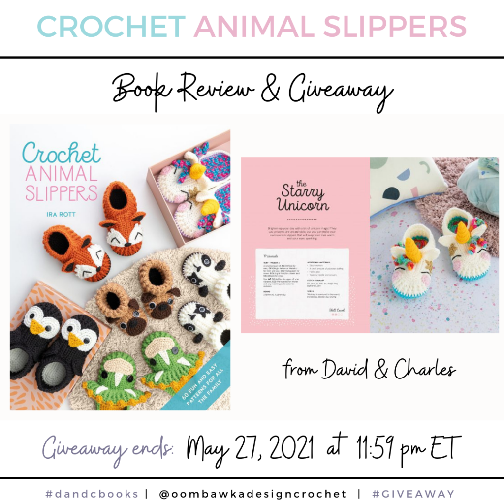 60 Crochet Animal Slipper Patterns