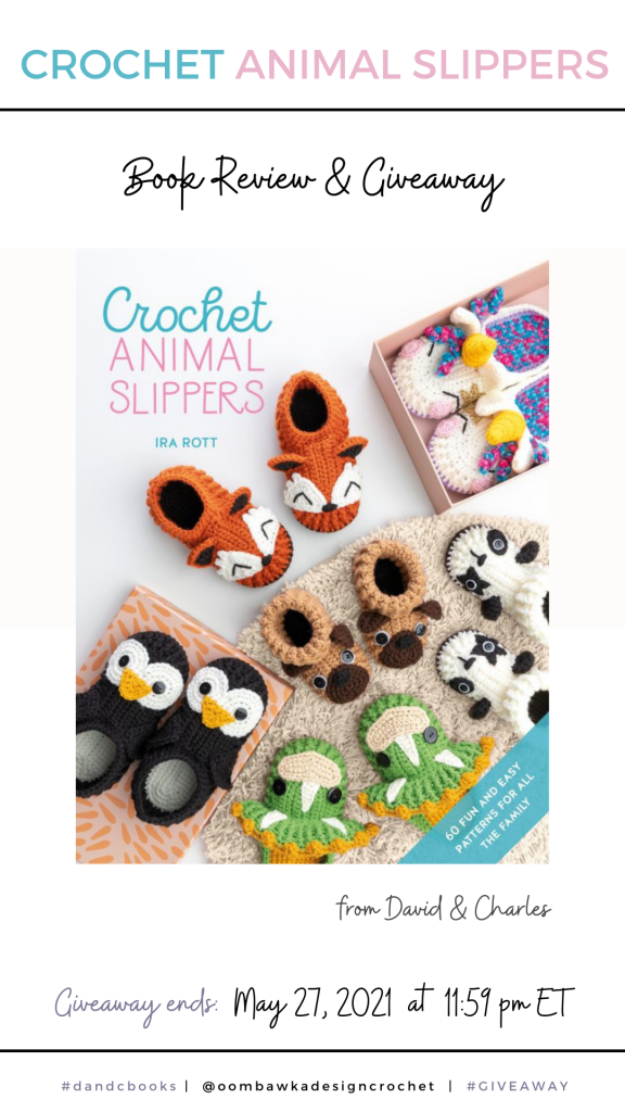 Crochet Animal Slipper Patterns