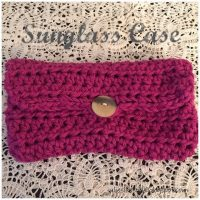 Crochet Sunglass Case - Link Party 398