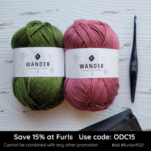 Save 15% at Furls with Code ODC15 - cannot be combined with any other promotion. #furlsinf521