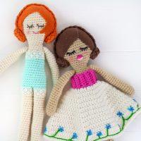 Heirloom Doll - Free Pattern Friday