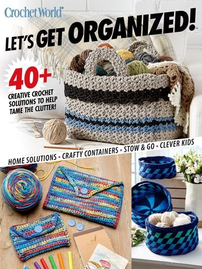 Let's Get Organized - Annie's Craft Store - Book Review