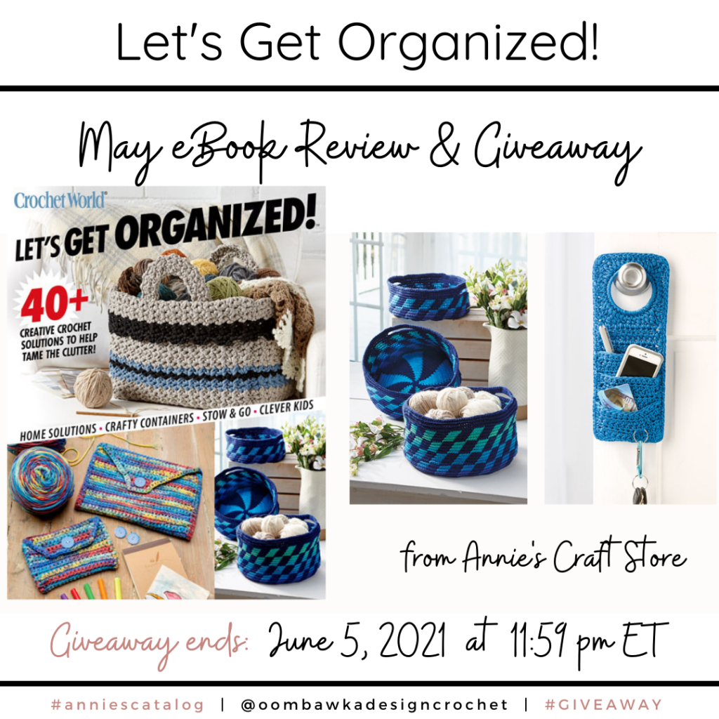 Let's Get Organized - Annie's Review and Giveaway Instagram
