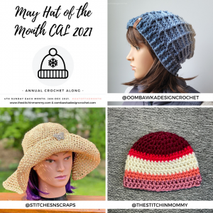 May Hat of the Month CAL 2021 1080x1080