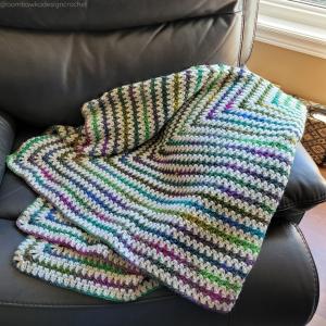 My Favorite Crochet Blanket 2021 - @oombawkadesigncrochet