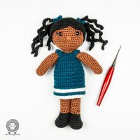 My Girl Pearl Doll - Free pattern Friday