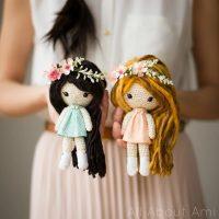 Primrose Crochet Dolls - Free Pattern Friday