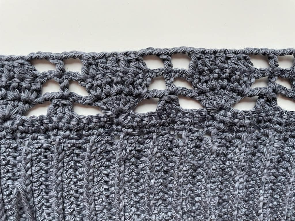 R3 closeup No Name Sweater - TheMailODesign