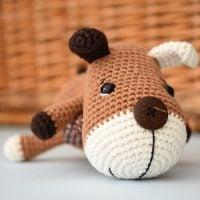 Sock Puppy - Free Pattern Friday