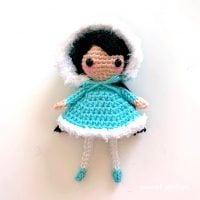 Winter Explorer Doll - Free Pattern Friday