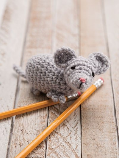 A Mouse for your House - Stash-Busting Projects to Crochet