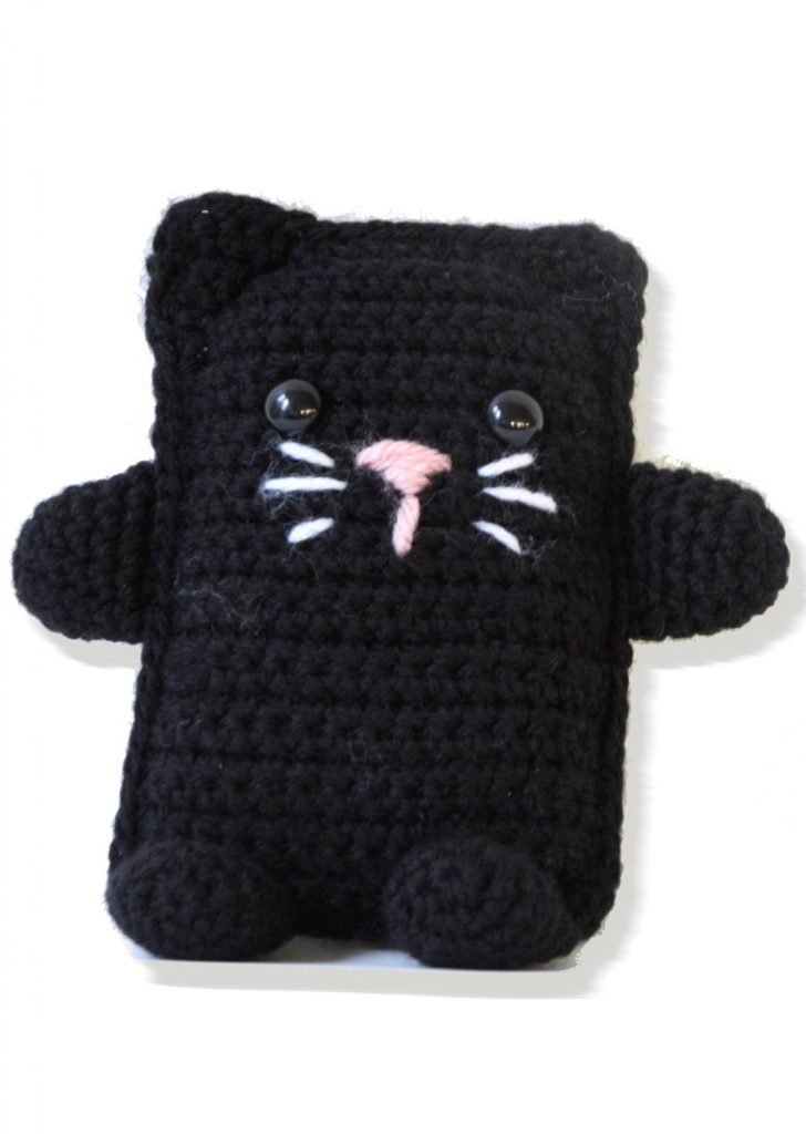Amigurumi Cat - Free Pattern Friday 2021