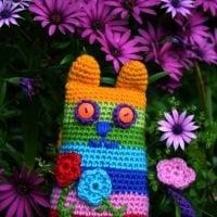 Caity Cat - Free Pattern Friday