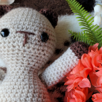 Crochet Kitten Pattern Oombawka Design Crochet