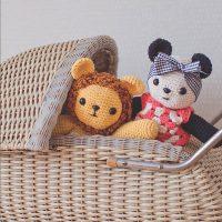 Cuddly Panda - Free Pattern Friday