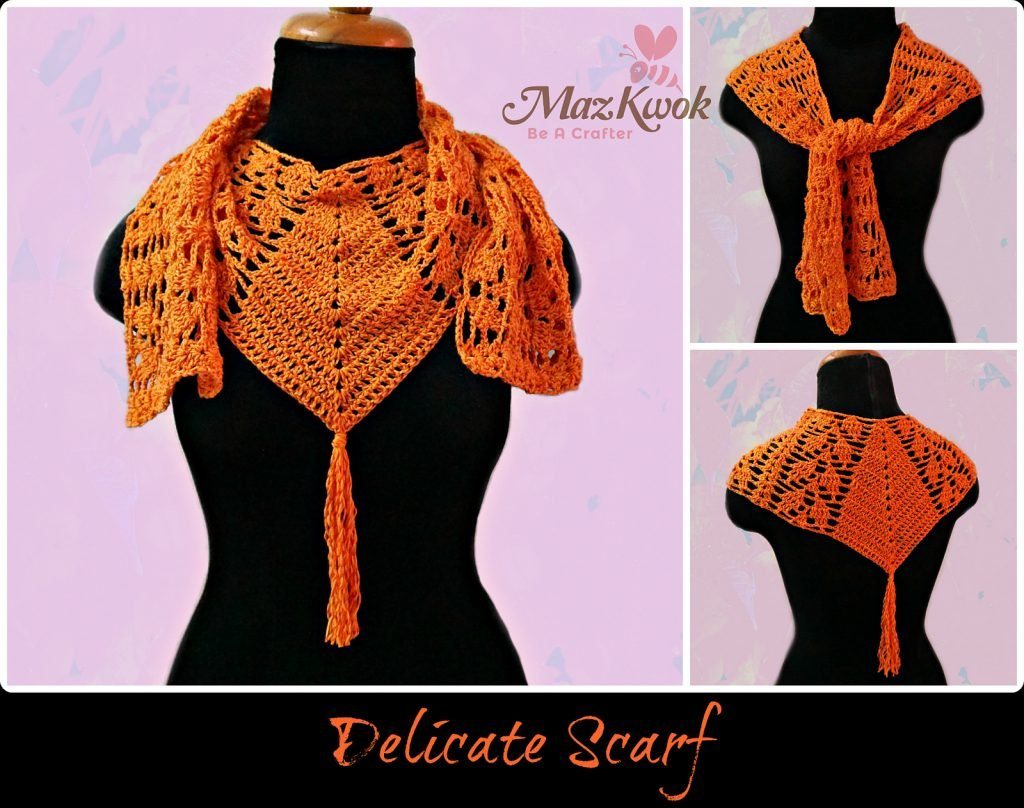 Delicate Scarf - Free Pattern Friday