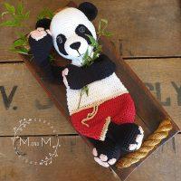 Giant Crochet Panda Pattern - Free Pattern Friday